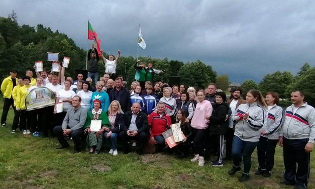 3 сентября в Новогрудском районе состоялись спортивные соревнования среди работников домов-интернатов.