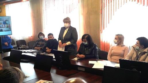 Расширенное заседание совета по развитию предпринимательства состоялось в Вороновском райисполкоме