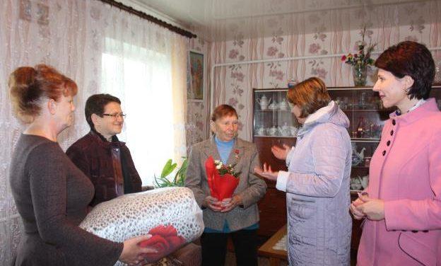 Поздравление с Днём матери Героя Социалистического Труда