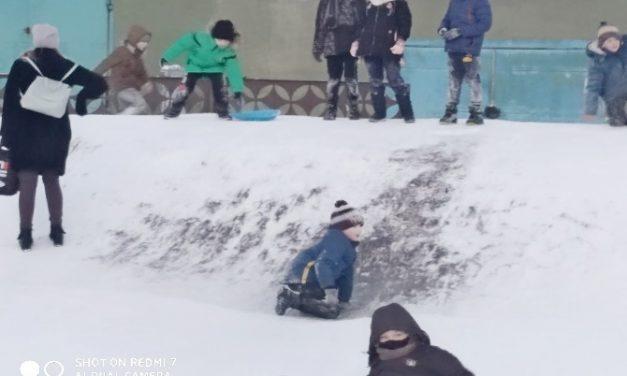 Зимние приключения выходного дня в Ивье
