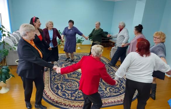 День семьи для пожилых людей