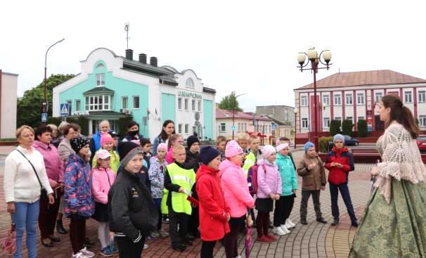 Посетители ЦСОН Кореличского района приняли участиев мероприятии, приуроченному  к Международному дню музеев.
