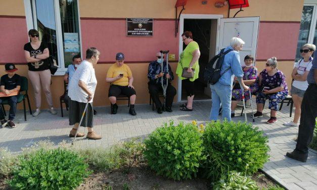 Выездной прием БПОВЦ в Новогрудке