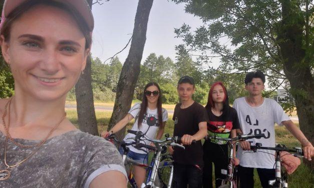 Велопрогулка «Жизнь в движении»
