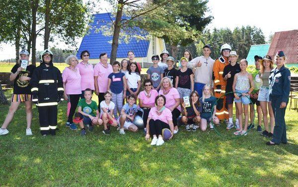 «Спортивная Беларусь» — праздник для юных и пожилых