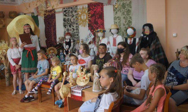 Открытие выставки народного творчества  «Кукла в народном стиле»